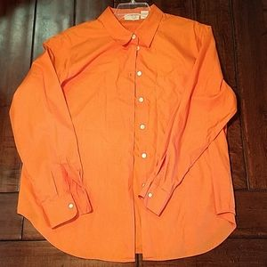 GUC Elizabeth Orange Button Shirt. 16